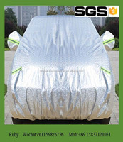 advanced dust-proof anti-ultraviolet peva+pp cotton car cover