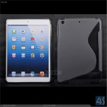S line tpu case for ipad mini 2, for ipad mini 2 tpu case cover protection P-IPDMINIiiTPU001
