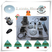 2015 new Bicycle Engine Kit 2 stroke 80cc/66cc 60cc 48cc/kit engine for bike/bike gasoline engine kit