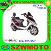 HOT SALE new design VISTA A YY150T-4A YY125T-4A scooter motorcycle