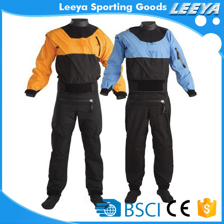 New design Customized Kayaking Nylon Diving suit with high quality