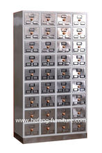 Unique Design Medical Cabinet for Chinese Traditional Medicine