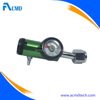 Acmd Wall Mounted Oxygen Cylinder Regulator For Bed Head Unit