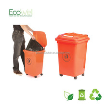 2017 Alibaba Hot Items 13 Gallon Plastic Recycle Bin Color Code