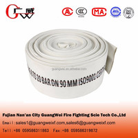 Fire hydrant rubber hose