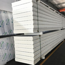 polyurethane pu fire resistant decorative styrofoam sandwich wall panels for prefab houses
