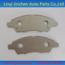 High quality brake pads plate for car brake pads low price flat surface