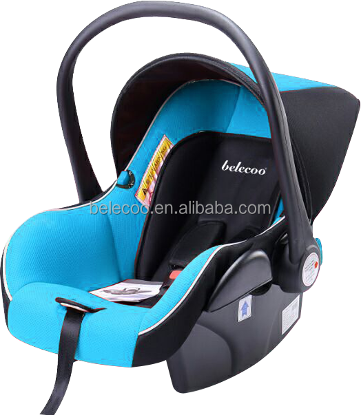 ECE R44/04 New style china supplier safety kids baby car seat blue
