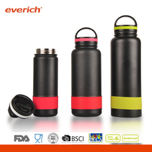 Everich Eco Friendly 32oz Silicone Cover Double Wall Travel bottle
