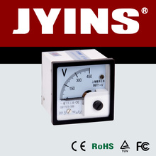 Hot Sales JY-72-V Analog Panel AC Voltmeter