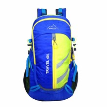 reflective safety backpack outdoor hiking 70l