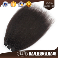 Wholesale Indian Remy Cheap Yaki Straight Weave Extensions Virgin 100 Human Hair yaki pony hair braiding hair braids