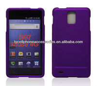 For Samsung I997 Infuse 4G CellPhone Protector Cover Case Hard Purple