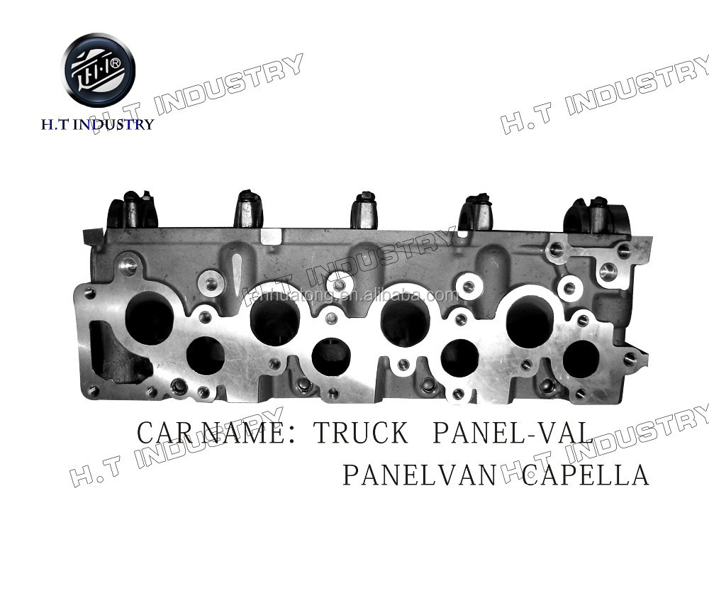 RF auto engine cylinder head assembly