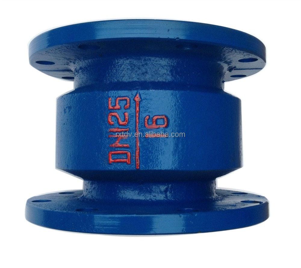 non slam silent check valve fire fighting equipment