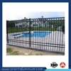 galvanized steel fence wire mesh fence ornamental double loop wire fence