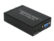 hot sell high-end 3G SDI to VGA Scaler Converter