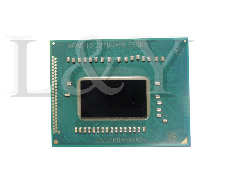Free Shipping 100% Brand New Original CPU BGA Computer CPU SR0N9 I3-3217U Good quality Cheap price