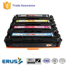 For HP LaserJet Pro CF400 CF400A CF401A CF402A CF403A 201A Toner Cartridge