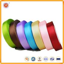 Custom DIY High Grade Outout Satin Embossed Ribbon Flowers Roll Celebrate It Of Color Ribbon for Decorative Hair Gift