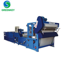 24 hrs automatic running sludge dewatering machine to replace belt filter press