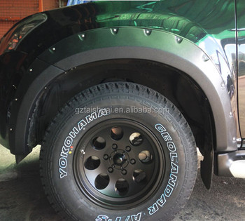 Hot sale new wheel arch flare car fender dmax d-max fender flare