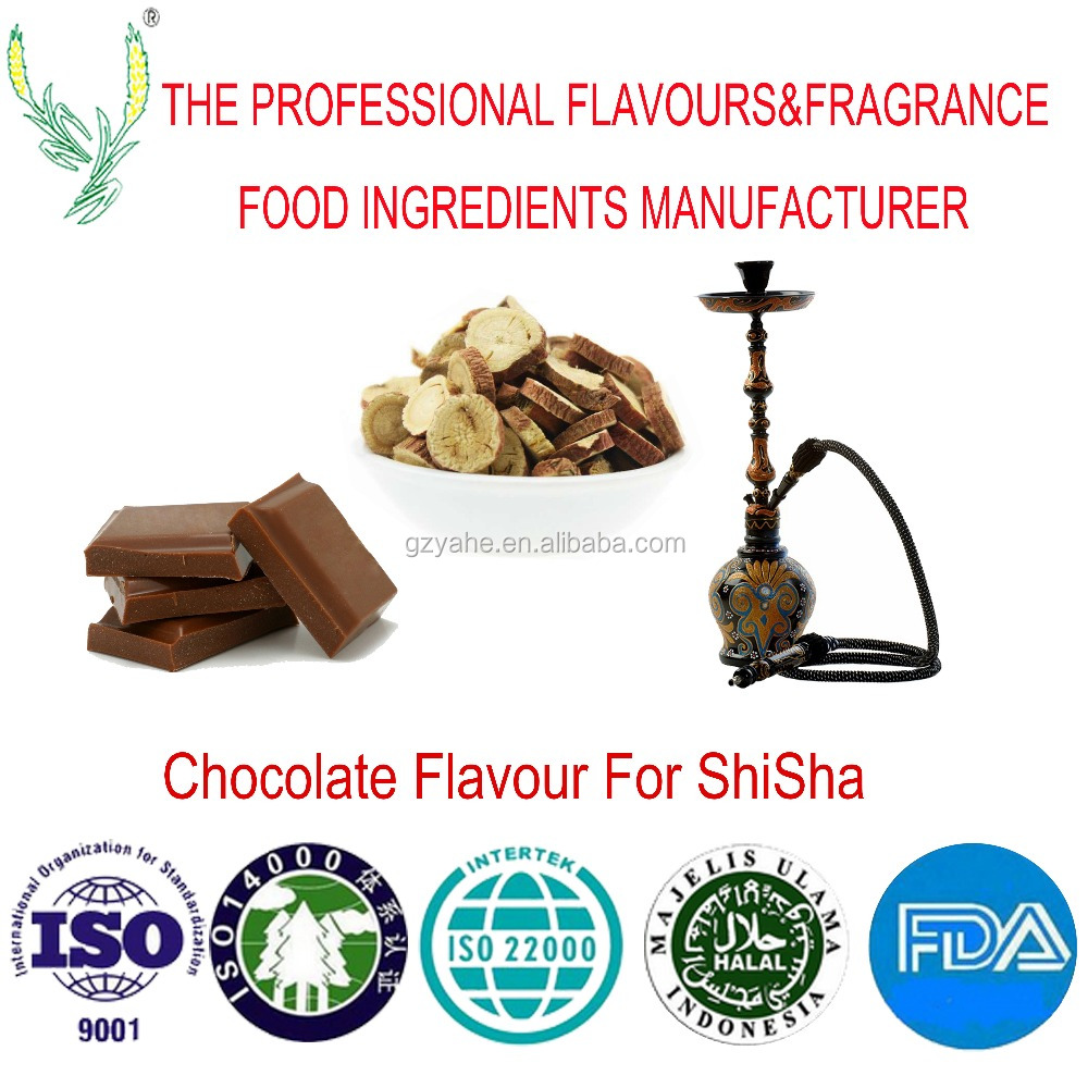 Concentrate chocolate flavor used for shisha flavouring. Factory direct sale ,flavour for hookah