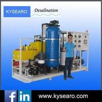 Guangzhou manufacturer live water purify machine seawater desalting system