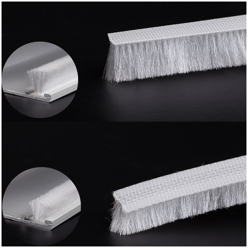 Best price woven pile weatherstripping for car doors