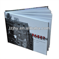 top quality hardcover photo album for city memory