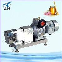 vacuum pumps for pumping waste oil/russian/moscow/fan high viscosity roots pump