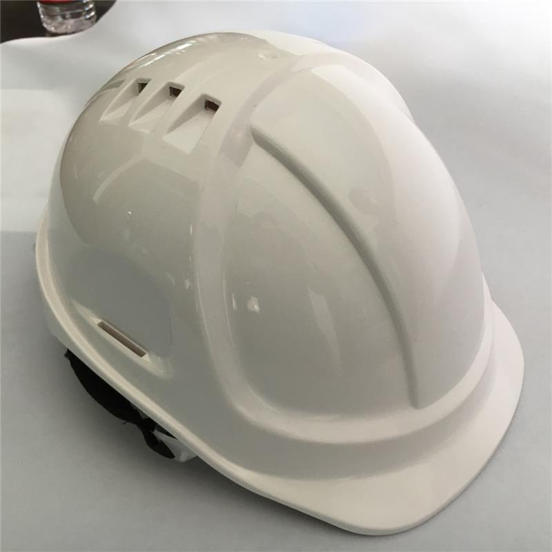 Multi color hard hat with led light for sale