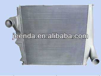 Volvo Truck Radiator 20566844/1675428/8112563, heavy truck radiators, truck radiator repair