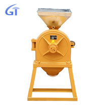 Low Price Factory Direct Sale wheat Corn Maize Mill Machine