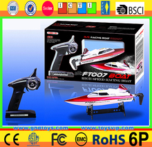 2.4G High speed Radio Remote Control Racing 4 channels Boat for sale