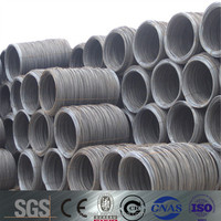 Wire rod sae 1006 1008 hot rolled in coils low prices carbon steel