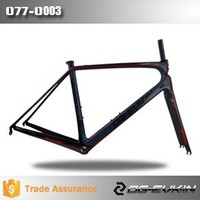 n stock! Super light bicycle telaio road bike used full carbon material ORGE bike frame