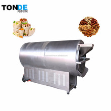Fast heating sunflower seeds roasting equipment/nuts roaster with large capacity