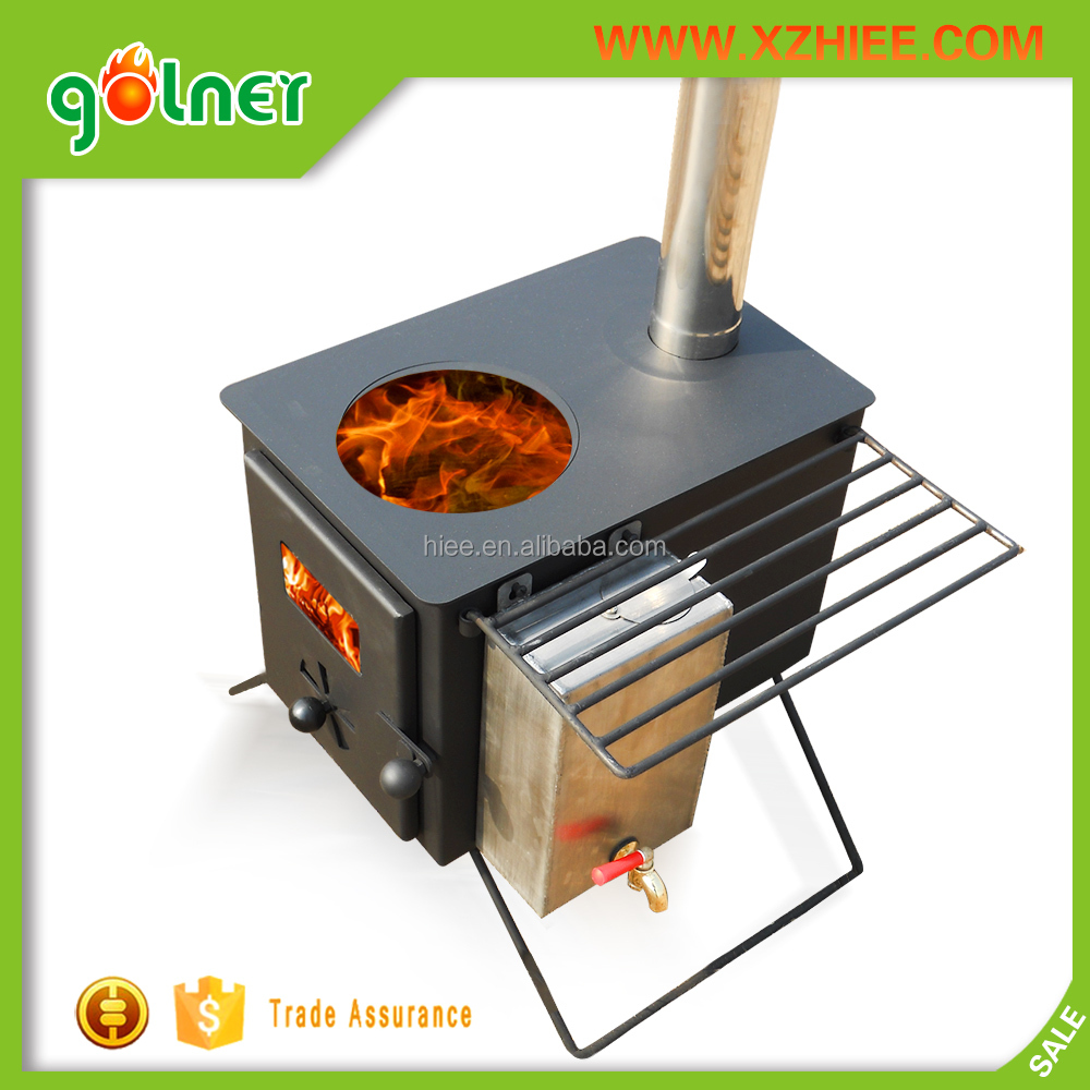 C-11 cheap wood stove for sale& outdoor cooking camping stove and tent stove, wood heater