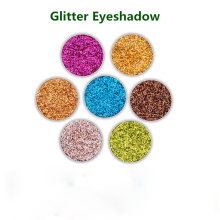 Glitter EyeShadow Powder Bright Rainbow EyeShadows Cosmetic Make up Pressed Glitters Diamond Rainbow Eyeshadows