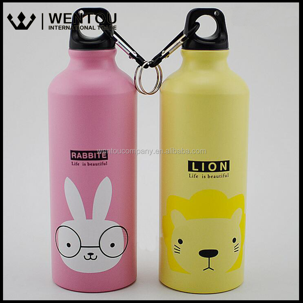 Camping Cycling Travel Portable Personalized Sport Water Bottle