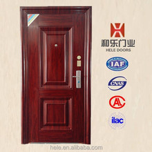 China factory products modern design steel door