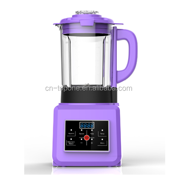 Patented Cooking Blender with DIY function TG-02