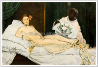 Quality Attractive Nude Noble lady oil painting for Hotel Decoration