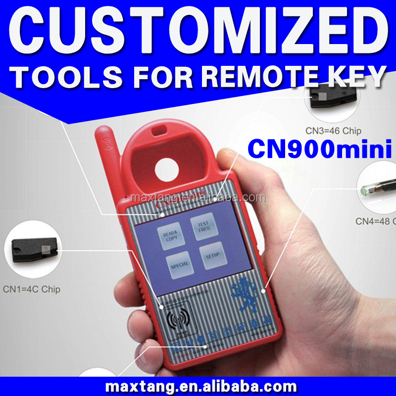Wholesale Price CN900 MINI Key Programmer Copy 4C 4D 46 48 PG010