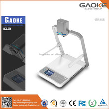 GAOKE A3 portable document scanner , document camera ,visualizer for office education and bank industry