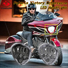 Best quality high power motorcycle led driving lights for Polaris Victory Motorcycle