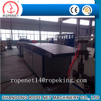 Professional Development and Production of Plastic Split Film Extruder from ROPENET