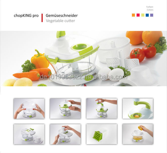 chopKING pro - Vegetable cutter