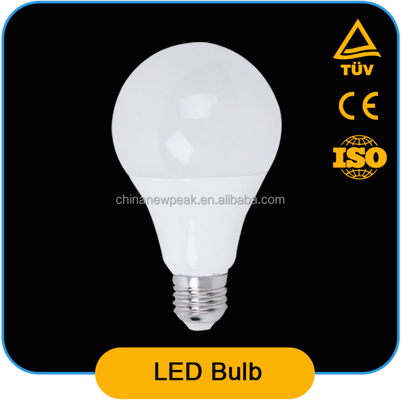 18W A95 LED Bulb Aluminum and Plastic LED Light bulb with E27 Base
